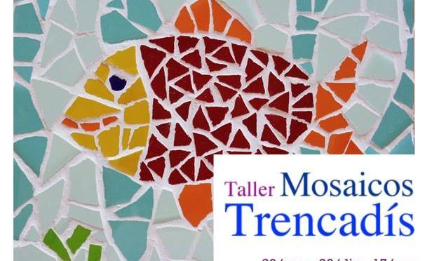 mosaico taller tencradis