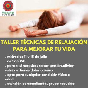 taller-técnicas-relajacion-julio-2018
